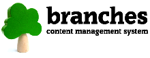 Branches CMS